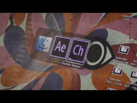 CGI After Effects Tutorials HD: After Effects Bring Your 2D Characters To Life
