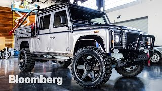 This $285,000 Custom SUV is Built Like a Tank
