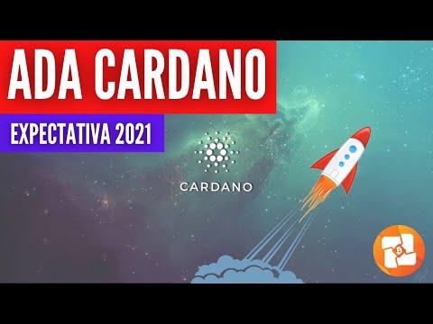 ADA CARDANO: O MOMENTO CHEGOU!! EXPECTATIVA 2021 E PREVISÃO DE PREÇO!! (NÃO MEXA NA SUA ADA ATÉ VER)