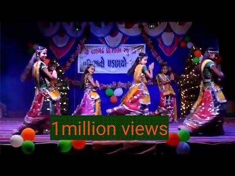 swagat geet hatho me gyaan deep best dance vaghgadh  pri.school(welcome songs)annual programme dance