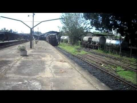 Sri Lanka Railways Freight Train