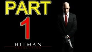 Hitman Absolution walkthrough - part 1 HD Stealth gameplay walkthrough by a PRO player PC XBOX 360