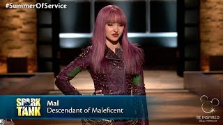 Mal's Pitch | Spark Tank | Summer of Service
