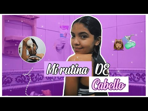 MI RUTINA DE CABELLO/ MARI URIBE
