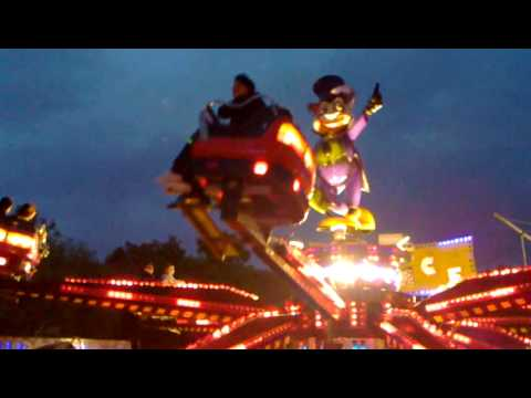 barham park funfair ride