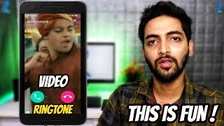 Hello dosto is video me maine aap logo ko vyng ringtone app ke bare bataya hu jiske zariye apne mobile set kar sakte hai...