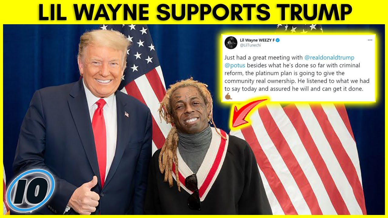 The Real Reason Lil Wayne Endorsed Donald Trump