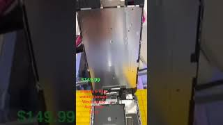 iPhone 6 Plus water damage repair diagnostics
