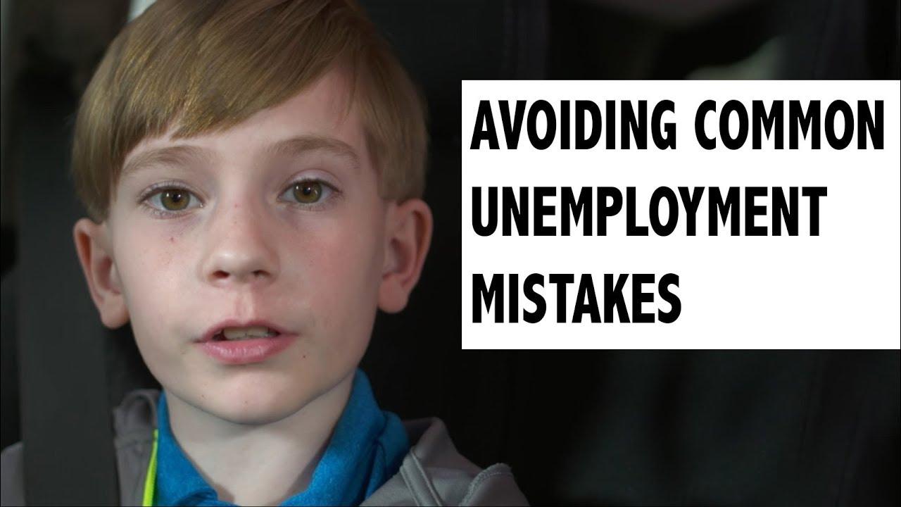 Download Avoiding Common Unemployment Mistakes