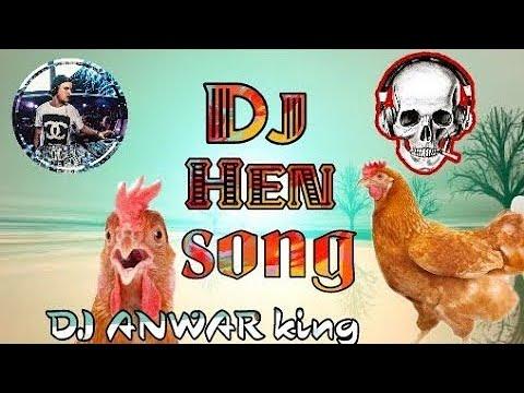 Dj Hen Song With Edm Bass™ | Dj Anwar King