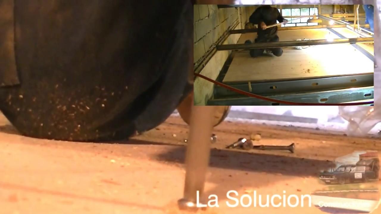 Entrepiso como hacer una segunda planta youtube - Como hacer un altillo de madera ...