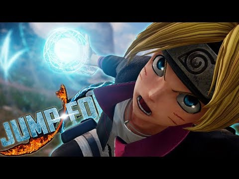 BORUTO IS TOP TIER?! | Jump Force Ranked Matches