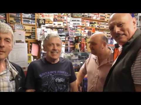 The Locoshed Model Shop