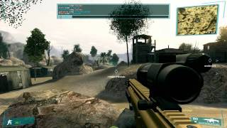 Ghost Recon Advanced Warfighter|PC - Team Deathmatch (Gameplay/Commentary)