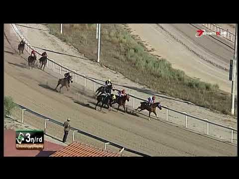 3η ιπποδρομία αρ.(558)-ΦΥΤΑΚΗΣ ΣΤΑΡ-1000 μέτρα (68η) 01-09-19