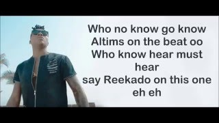 Reekado Banks - Oluwa Ni Official Music Video(Lyrics) | VERIFIED