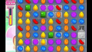 Candy Crush Saga - level 1063 (3 star, No boosters)