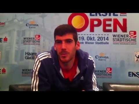 ATP Erste Bank Open 2014: Interview mit Gerald Melzer
