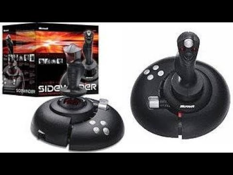SIDEWINDER FORCE FEEDBACK 2 JOYSTICK DRIVER UPDATE