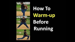 Warm Up Exercises Before Running||How to Warm Up Before Running For Beginners||Running Tips