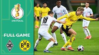 Borussia Mönchengladbach vs. Borussia Dortmund 0-1 | Full Game | DFB-Pokal 2020/21 | Quarter Finals