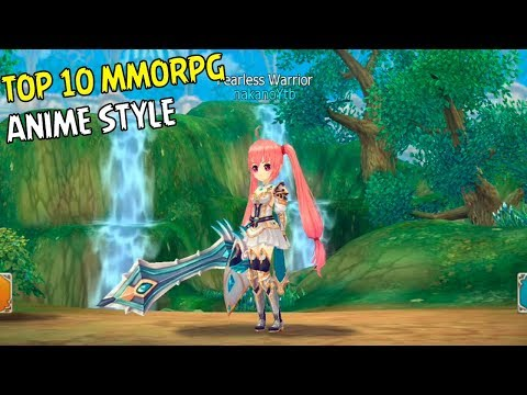 10 MMORPG Anime Style Terbaik Di Android Tahun 2018 (Voice Over)