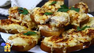 Забирайте скорее в копилку Вкуснейшие бутерброды на все случаи жизни