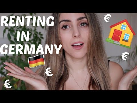 RENTING IN GERMANY! |  Find an apartment/flat fast! (Tips &