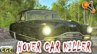 BeamNG Drive Hover car killer short story #15