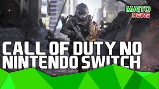 Criterion Games fazendo Battle Royale de BF V e CALL OF DUTY no Nintendo Direct