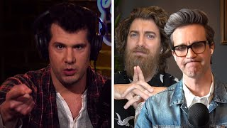 Crowder CALLS OUT Rhett & Link! | Louder With Crowder