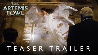 Disneys Artemis Fowl  Teaser Trailer