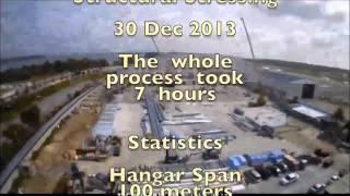 Jet Aviation Singapore FBO and Jet Maintenance Hangar