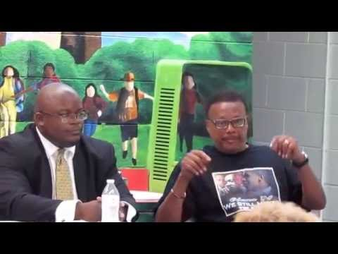 "Judge Greg Mathis ""Growing Up In The Herman Gardens Project Homes""... Detroit, Michigan"