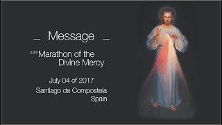 Message of Christ Jesus - 07/04/2017 (Santiago de Compostela, Spain)