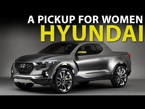 Hyundai Wants A Pickup Truck For Women - Autoline After Hours 400
