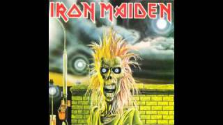 Iron Maiden - Phantom of the Opera [HD]