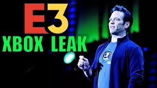 Phil Spencer Destroys PS4 & Stadia In Massive Leaked E3 Announcement! Xbox Is Back!
