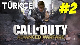 Call of Duty Advanced Warfare Türkçe | Atlas Corporation | Bölüm 2