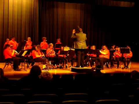 Chapmanville Middle School - #3 - Region V Band Festival