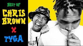 Baixar 📀 Best of Chris Brown X Tyga | Hip Hop R&B Rap Songs |Urban Club Mix 2018 | DJ Noize Mixtape