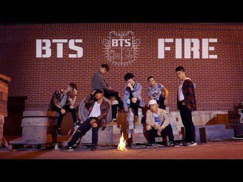 [EAST2WEST] BTS (방탄소년단) - FIRE (불타오르네) Dance Cover
