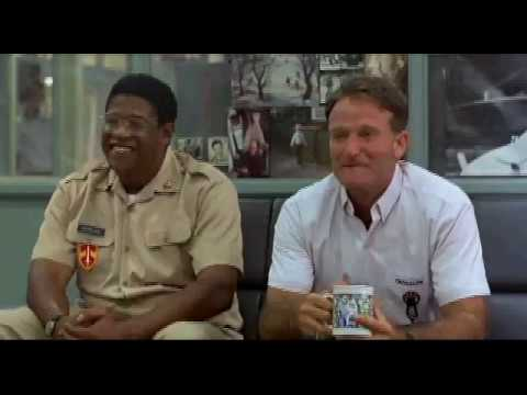 Good morning, vietnam - abbreviation scene (English)