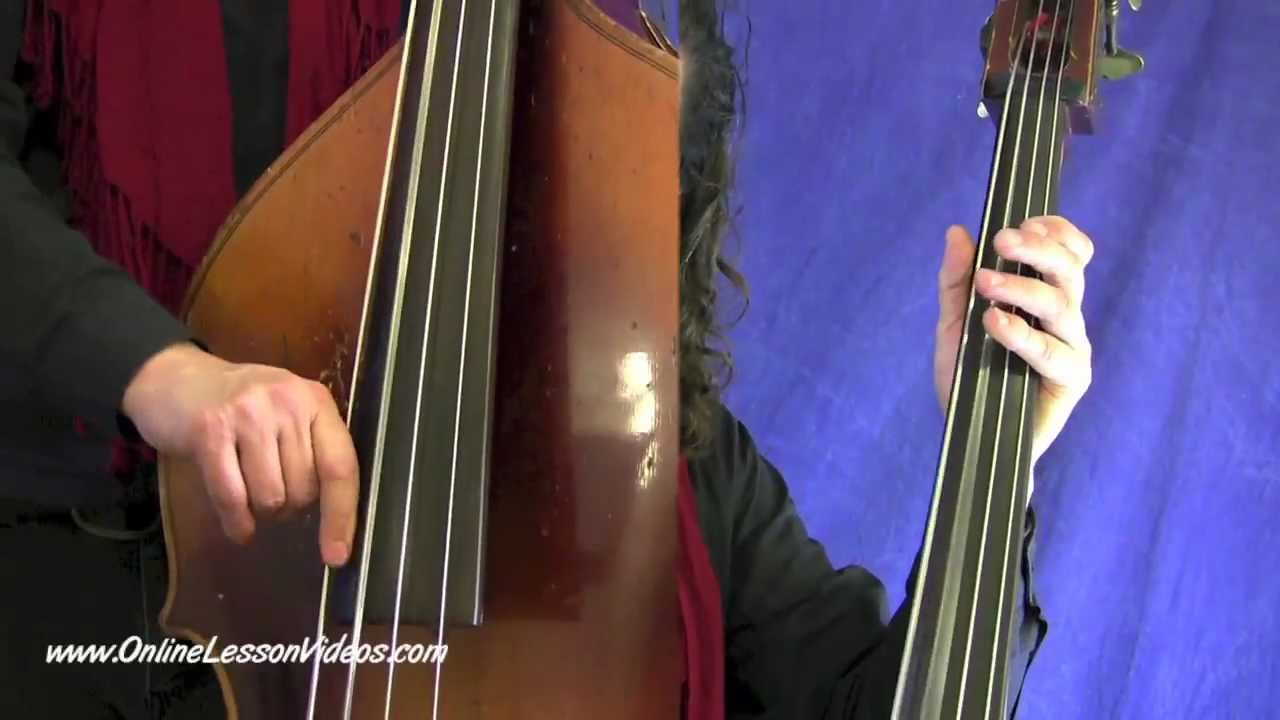 Bluegrass Bass Lessons - Bluegrass Bass - Basics Volume #1