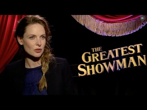 How Actor Rebecca Ferguson Uses a Pop Song to Bring Life to an Opera Star in Greatest Showman