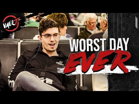 THE WORST DAY EVER FOR 100 THIEVES CALL OF DUTY | Vault thumbnail