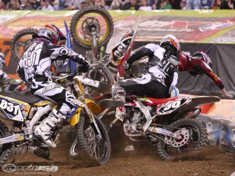 Motocross Crashes Youtube