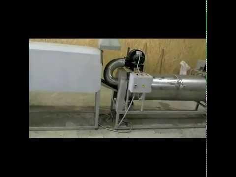 Оборудование для шлифовки, жарки и упаковки семечек - НПП Сервис-Пак