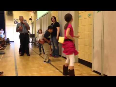 Raw video: Hillcrest Kids Celebrate Last Day Of School