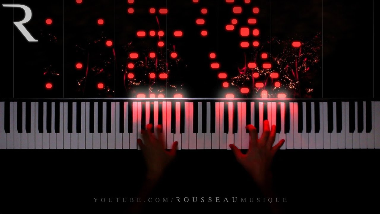 Piano playing with LEDs is like Guitar Hero in expert mode - CNET